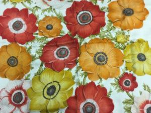 フェラガモ/花柄スカーフ