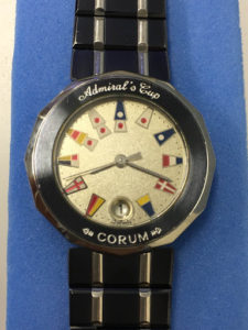 コルム腕時計/アドミラルズカップ