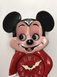 MIKEN(御研機器)時計