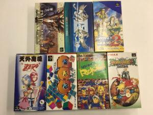 SFC/スーパーファミコン/ゲームソフト