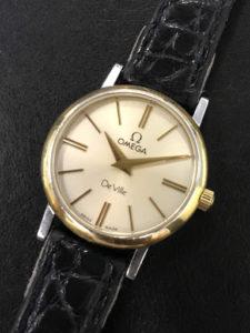 買取/オメガ/デビル/OMEGA/腕時計