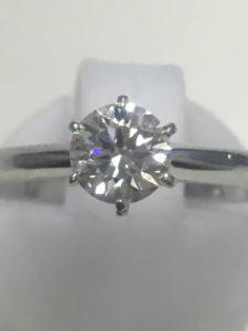 D0.557ct 指輪|ダイヤモンド高価買取のナニウル