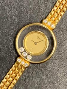 ショパール 腕時計|Chopard高価買取のナニウル