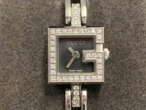 グッチ メレダイヤ 腕時計|GUCCI高価買取のナニウル