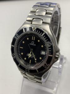 オメガ シーマスター 腕時計|OMEGA高価買取のナニウル
