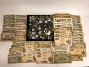 古銭の高額買取ならナニウルにお任せ下さい!